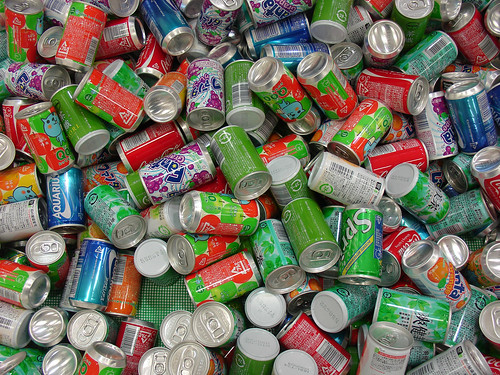 canned drinks for sale | by Samm Bennett
