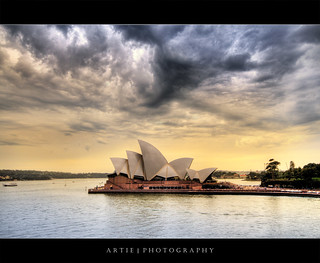 Stormy Sydney Opera House :: HDR | by :: Artie | Photography :: Travel ~ Oct