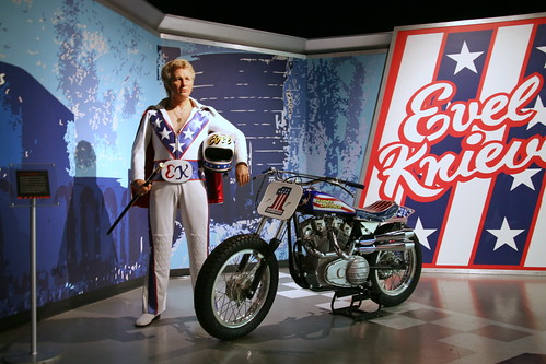 Evel Knievel | by cliff1066™