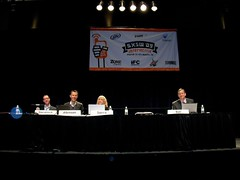 SXSWi 2009: Presenting Straight to the Brain | by laurasmoncur