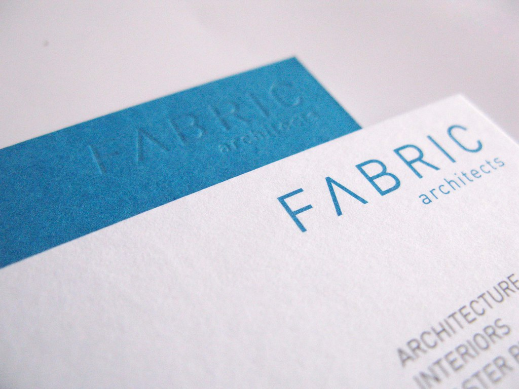 Fabric architects business card logo close up close up s flickr fabric architects business card logo close up by fuse design colourmoves