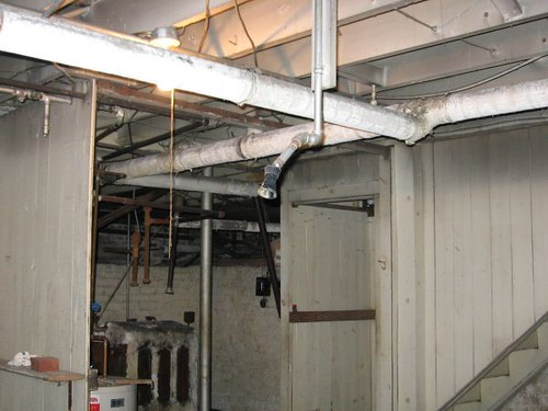 asbestos basement by clarkwork