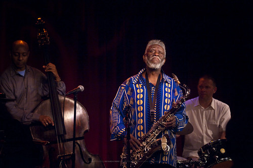 PHAROAH SANDERS | by GREAT PERFORMANCES  / GEOGRAPHIC ADVENTURES