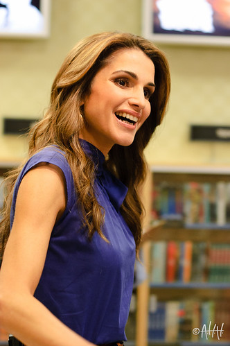 "Queen Rania, ""The Sandwich Swap"" 