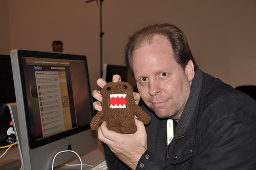 Me and the Domo-kun | by Lee Bennett