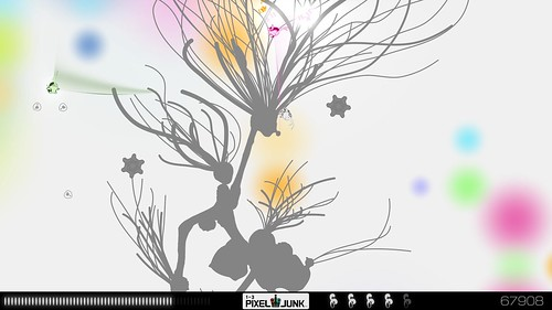 PixelJunk Eden Screenshot - Patch update | by PlayStation.Blog
