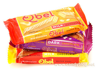 Q-Bel Crispy Wafer Bars | by cybele-