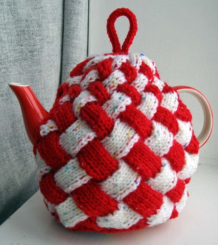 Crochet Cozy For Baby Food Jars