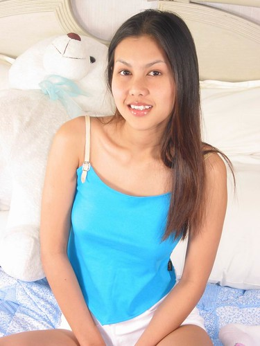 Hot Asian Teen Smiling  Tell Me Hows My Smile  Flickr-6673
