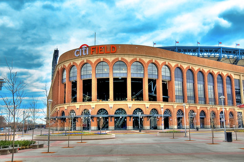 Citi-Field,  New Home of the Mets, HDR | by iamNigelMorris
