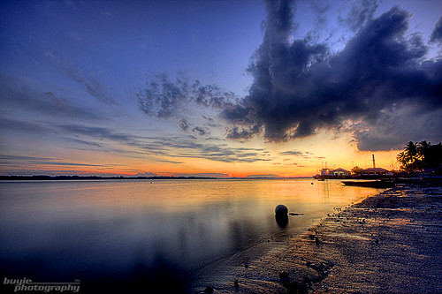 Dusk at Danga Bay | by buyie - think and shoot !