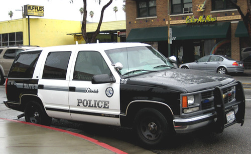 glendale police department - glendale, ca | Flickr