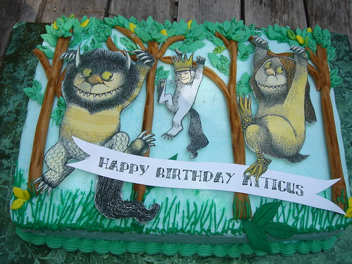 where the wild things are birthday party | by tallulahblue