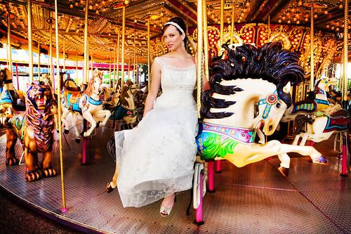 Arizona bridal show carousel bride joshuasky photography for Wedding expo az