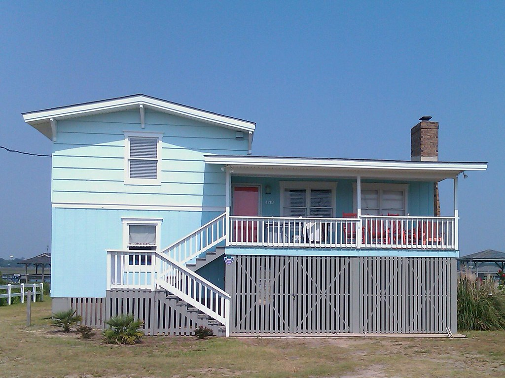 ... Beach House Exterior Colors | By DesignFolly.com