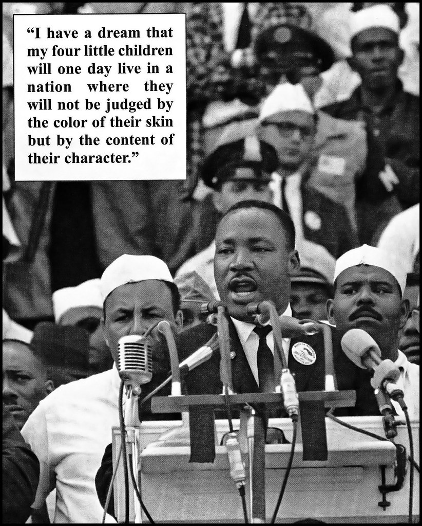 "Martin Luther King Jr Quotes I Have A Dream I Have A Dream""  Most Of Us Are Optimistic About Having Ba…  Flickr"