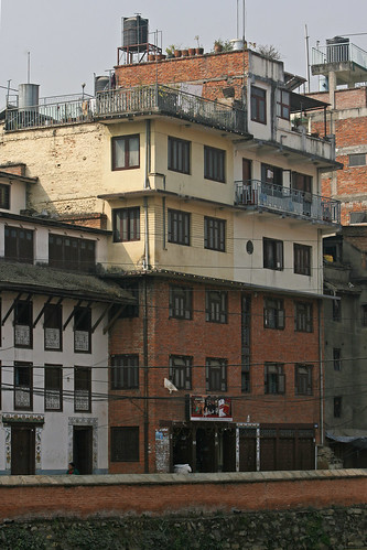 Buildings in Kathmandu | by World Bank Photo Collection