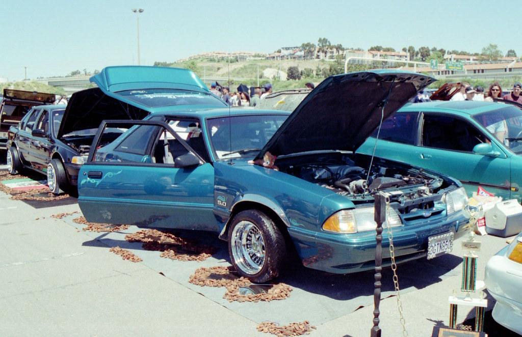 Lowrider Magazine Car Show San Diego CA Scanned Fr Flickr - San diego car show