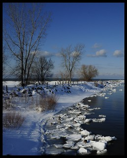 Winter in Lake Ontario | by Tony Fischer Photography