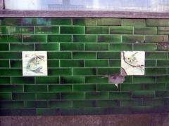 W. Burrows & Sons, fish tiles | by janeslondon