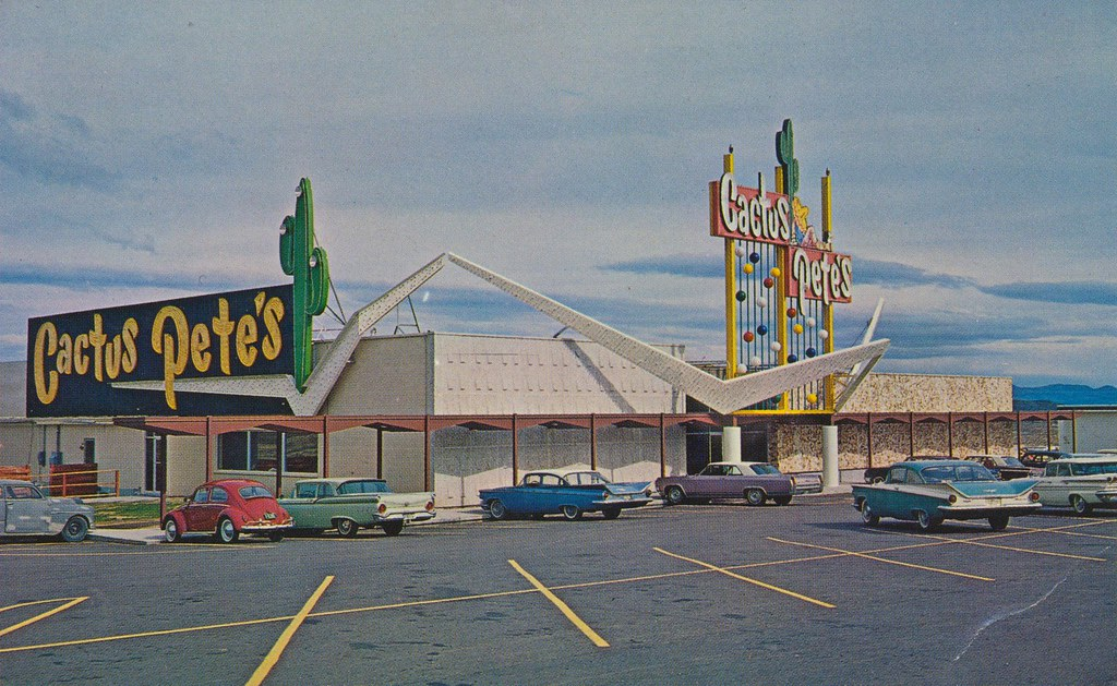 Cactus Pete's - Jackpot, Nevada