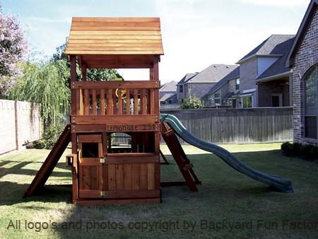 Charmant Backyard Fun Factory | Flickr
