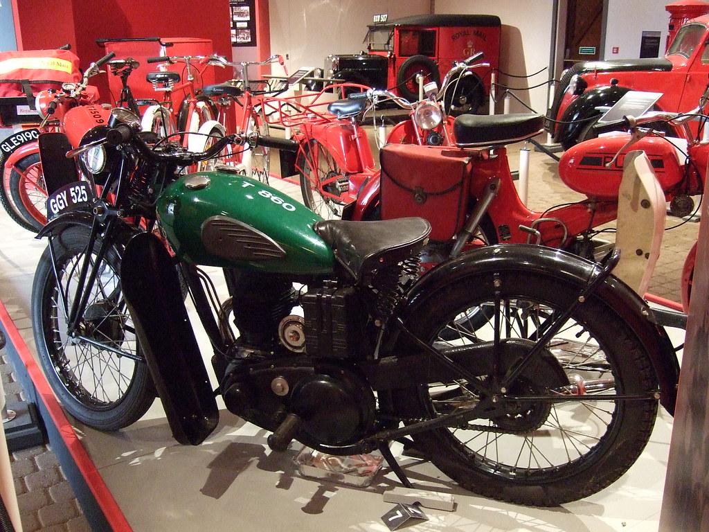 BSA Bantam Motorcycle 1965