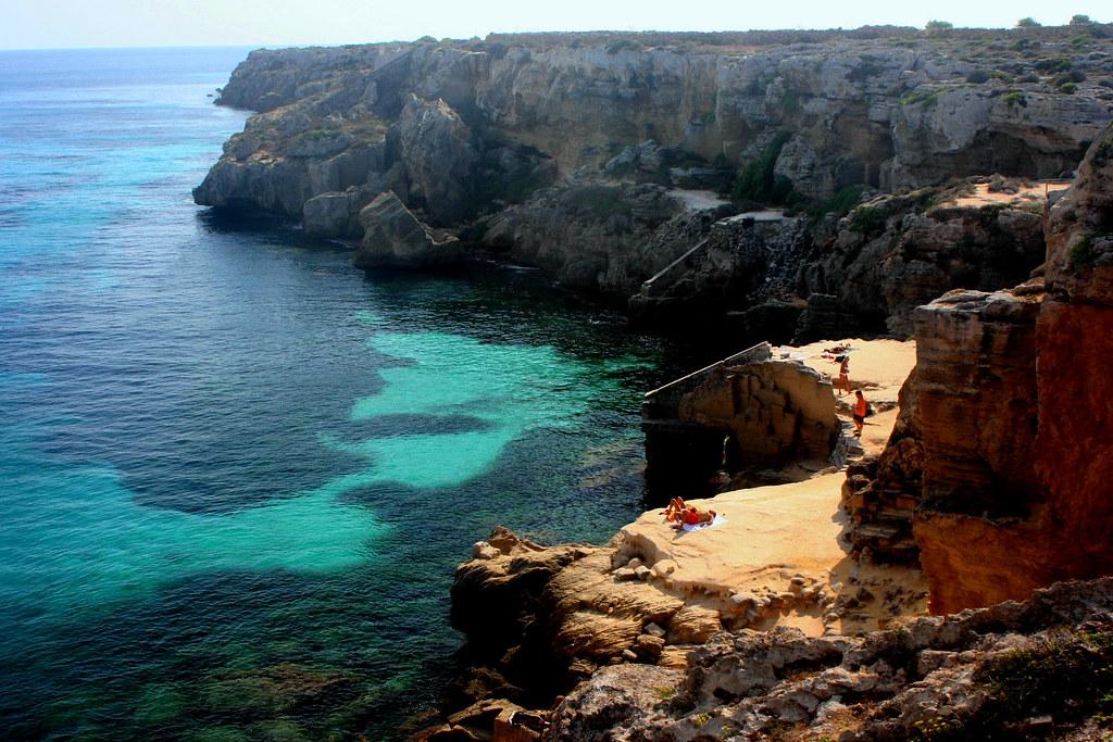 Bue Marino, Favignana, Egadi Islands, Sicily