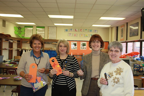 Kathy, Lisa, Cynthia and Charlotte | by Community Foundation
