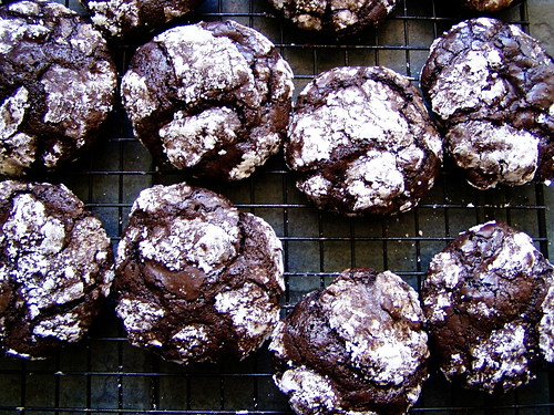 Chocolate cookies 2 | by Salty Spoon