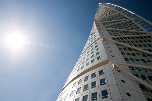 Turning torso | by bjaglin