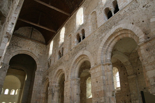 Bernay abbey - the interior | by hagger71