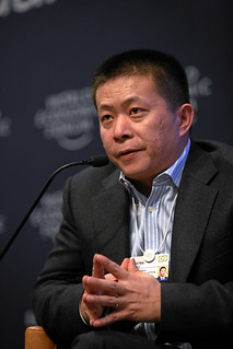 Charles Chao - World Economic Forum Annual Meeting Davos 2009 | by World Economic Forum