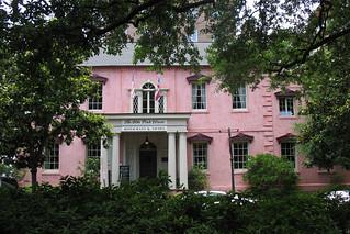 Pink House Restaurant Week Menu