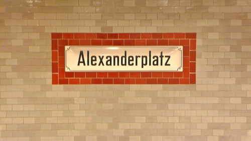AlexanderPlatz | by pellesten