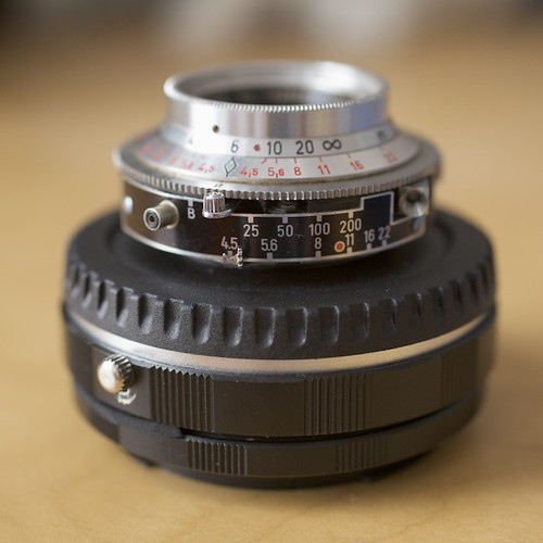 75mm f/4.5 EF Lens | by Ben Syverson