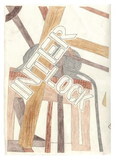 Interlock Pencils | by meeja_ninja