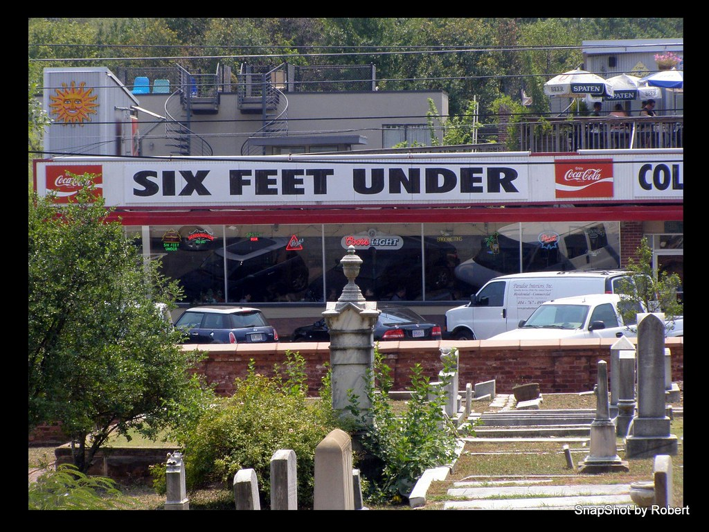 Six Feet Under Restaurant Pub By Robert Lz