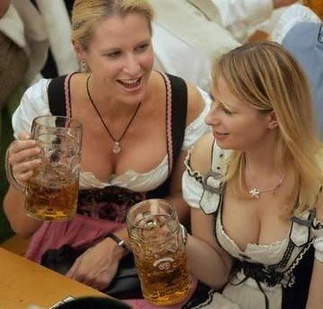 German beer girls from the internet dunedoo flickr german beer girls by dunedoo voltagebd Image collections