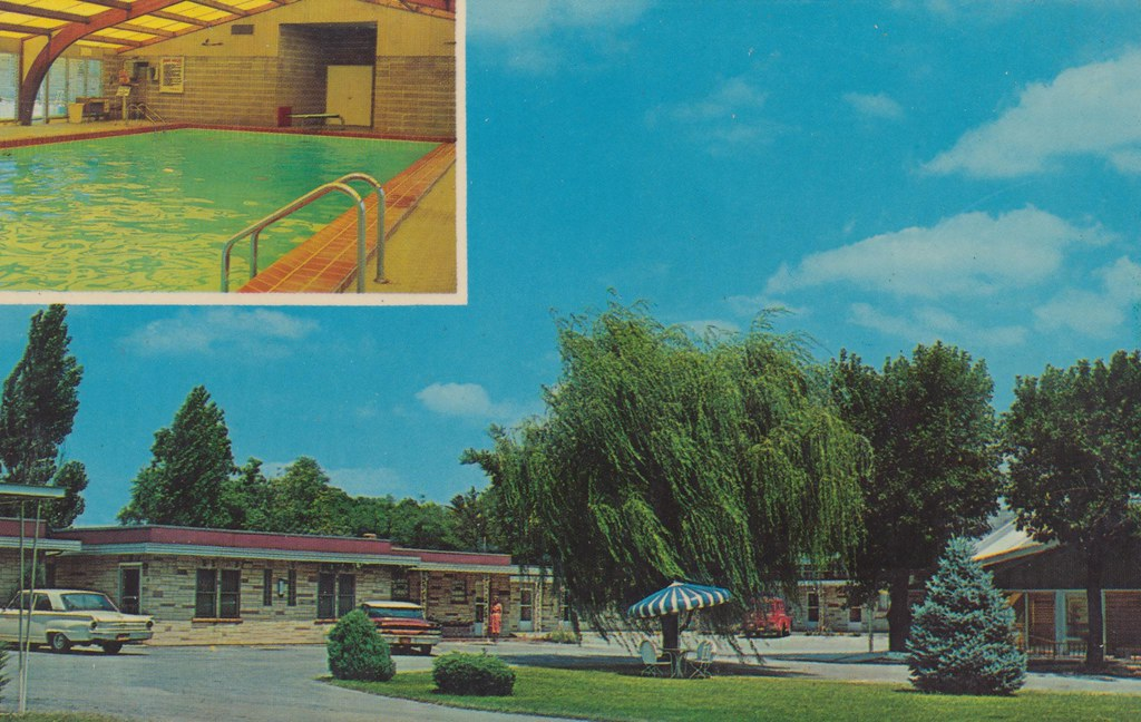 Villa Inn Motel - Effingham, Illinois