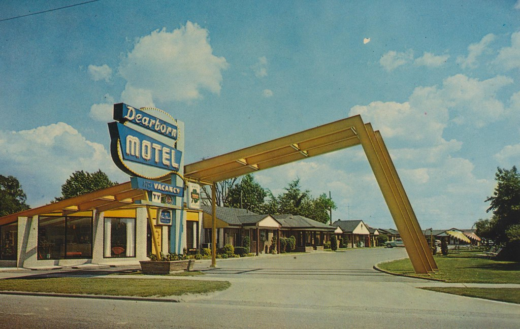 Dearborn Motel - Inkster, Michigan