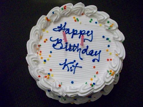 Ass Birthday Cake