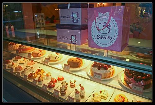 Hello Kitty Cafe Truck San Francisco