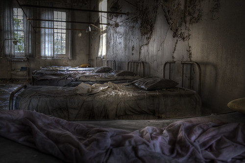 cane hill abandoned asylum | by andre govia.