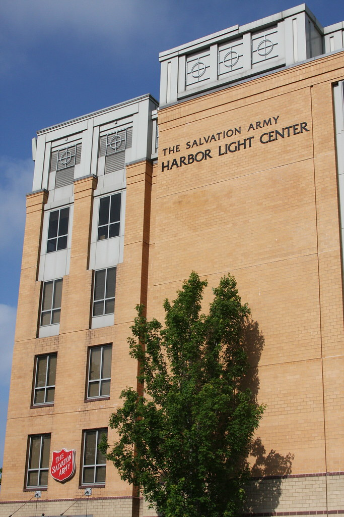 ... The Salvation Army Harbor Light Center Of Washington DC | By Salvation  Army USA