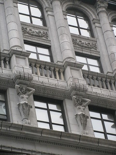 Fifth Avenue Caryatids | by edenpictures