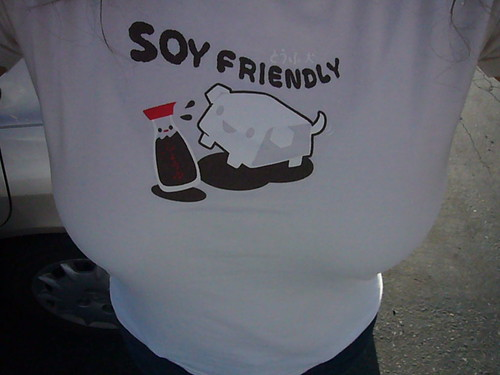 Soy Friendly | by Heath & the B.L.T. boys