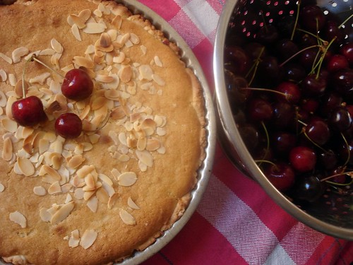 Bakewell Tart (Vegan) | by The Shellyfish