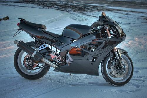 Kawasaki ZXR400 1993
