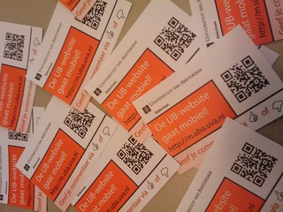 QR code cards | by lukask